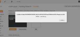 Persistent XSS Found on Blogspot