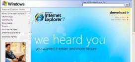 Twitter stops supporting Internet Explorer 6 and 7 – May 13th