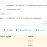 VirusTotal now analyzing Your Network Traffic