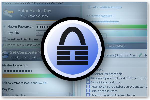 Keepass program