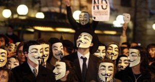 Anonymous spain police server leak