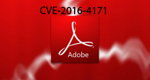 CVE-2016-4171 flash zero-day